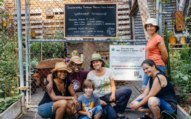 Article Title: Beyond Food: Community Gardens as Places of Connection and Empowerment