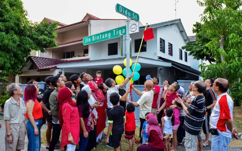 Article Title: Singapore names its first Friendly Street