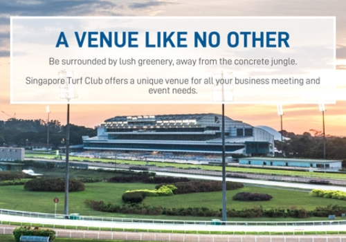 Title: A Venue Like No Other - Up to 30% off